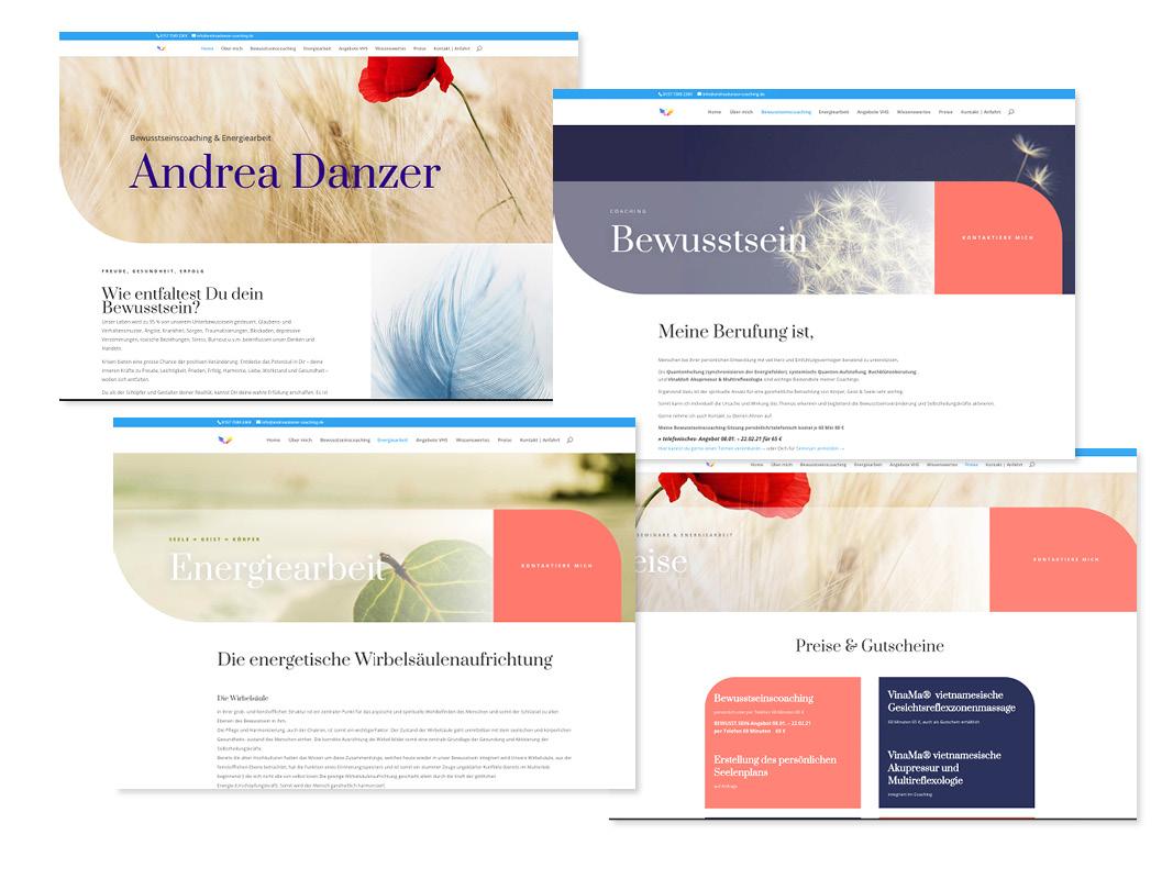 Webdesign by AssistenzFee